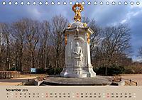 Grosser Tiergarten Berlin - Von Dichtern und Komponisten (Tischkalender 2019 DIN A5 quer) - Produktdetailbild 11