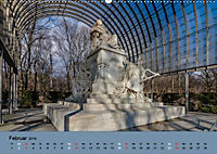 Grosser Tiergarten Berlin - Von Dichtern und Komponisten (Wandkalender 2019 DIN A2 quer) - Produktdetailbild 2
