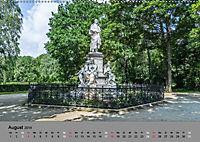 Grosser Tiergarten Berlin - Von Dichtern und Komponisten (Wandkalender 2019 DIN A2 quer) - Produktdetailbild 8