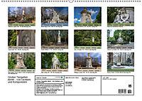 Großer Tiergarten Berlin - Von Dichtern und Komponisten (Wandkalender 2019 DIN A2 quer) - Produktdetailbild 13