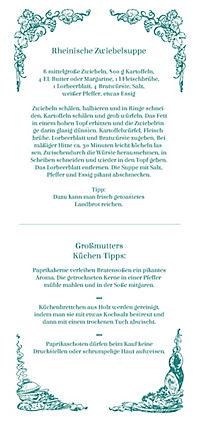 Grossmutters Küchenkal. 2018 - Produktdetailbild 3