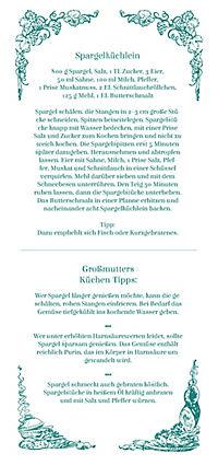 Grossmutters Küchenkal. 2018 - Produktdetailbild 13