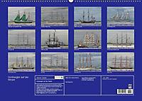 Großsegler auf der Weser (Wandkalender 2019 DIN A2 quer) - Produktdetailbild 13