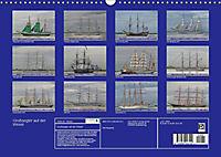 Grosssegler auf der Weser (Wandkalender 2019 DIN A3 quer) - Produktdetailbild 13