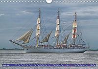 Großsegler auf der Weser (Wandkalender 2019 DIN A4 quer) - Produktdetailbild 10