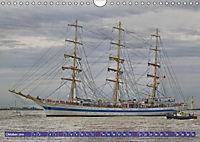Großsegler auf der Weser (Wandkalender 2019 DIN A4 quer) - Produktdetailbild 11