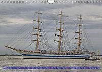 Grosssegler auf der Weser (Wandkalender 2019 DIN A4 quer) - Produktdetailbild 10