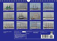 Großsegler auf der Weser (Wandkalender 2019 DIN A4 quer) - Produktdetailbild 13