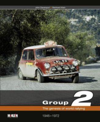 Group 2 - The genesis of world rallying, John Davenport, Reinhard Klein