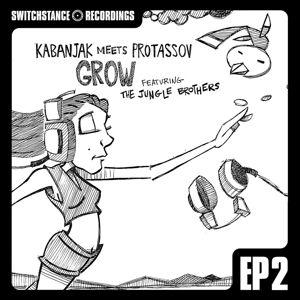 Grow Ep2 (Vinyl), KABANJAK Meets Protassov