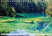 Grüezi . Landschaften in der Schweiz (Tischkalender 2019 DIN A5 quer) - Produktdetailbild 10