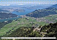 Grüezi . Landschaften in der Schweiz (Tischkalender 2019 DIN A5 quer) - Produktdetailbild 11