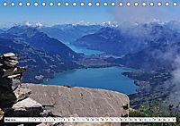 Grüezi . Landschaften in der Schweiz (Tischkalender 2019 DIN A5 quer) - Produktdetailbild 5