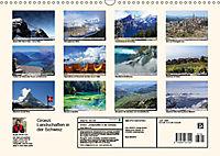 Grüezi . Landschaften in der Schweiz (Wandkalender 2019 DIN A3 quer) - Produktdetailbild 13