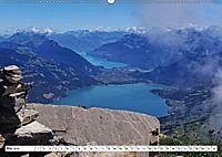 Grüezi . Landschaften in der Schweiz (Wandkalender 2019 DIN A2 quer) - Produktdetailbild 5