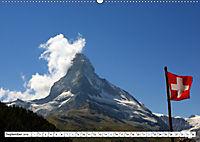Grüezi . Landschaften in der Schweiz (Wandkalender 2019 DIN A2 quer) - Produktdetailbild 9
