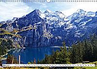 Grüezi . Landschaften in der Schweiz (Wandkalender 2019 DIN A3 quer) - Produktdetailbild 3
