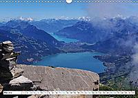 Grüezi . Landschaften in der Schweiz (Wandkalender 2019 DIN A3 quer) - Produktdetailbild 5