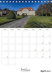 Grüsse aus der Schleistadt Schleswig (Tischkalender 2019 DIN A5 hoch) - Produktdetailbild 4
