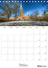 Grüsse aus der Schleistadt Schleswig (Tischkalender 2019 DIN A5 hoch) - Produktdetailbild 3