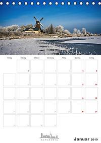 Grüsse aus der Schleistadt Schleswig (Tischkalender 2019 DIN A5 hoch) - Produktdetailbild 1