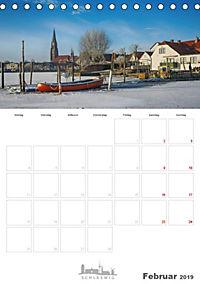 Grüsse aus der Schleistadt Schleswig (Tischkalender 2019 DIN A5 hoch) - Produktdetailbild 2