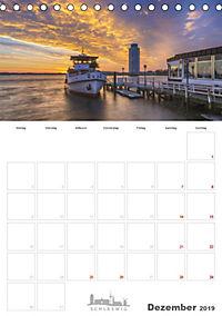 Grüsse aus der Schleistadt Schleswig (Tischkalender 2019 DIN A5 hoch) - Produktdetailbild 12