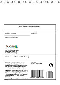 Grüsse aus der Schleistadt Schleswig (Tischkalender 2019 DIN A5 hoch) - Produktdetailbild 13