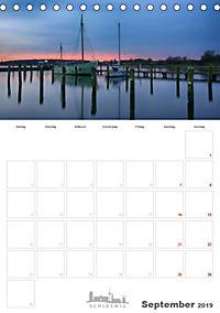 Grüsse aus der Schleistadt Schleswig (Tischkalender 2019 DIN A5 hoch) - Produktdetailbild 9