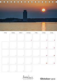 Grüsse aus der Schleistadt Schleswig (Tischkalender 2019 DIN A5 hoch) - Produktdetailbild 10