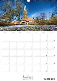 Grüße aus der Schleistadt Schleswig (Wandkalender 2019 DIN A3 hoch) - Produktdetailbild 3