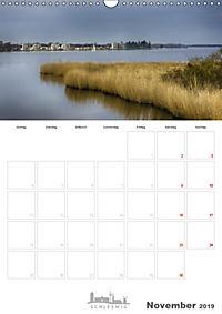 Grüße aus der Schleistadt Schleswig (Wandkalender 2019 DIN A3 hoch) - Produktdetailbild 11