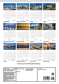 Grüße aus der Schleistadt Schleswig (Wandkalender 2019 DIN A3 hoch) - Produktdetailbild 13