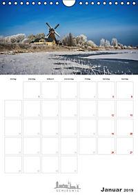 Grüße aus der Schleistadt Schleswig (Wandkalender 2019 DIN A4 hoch) - Produktdetailbild 1