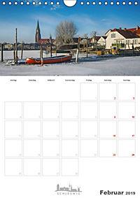 Grüße aus der Schleistadt Schleswig (Wandkalender 2019 DIN A4 hoch) - Produktdetailbild 2