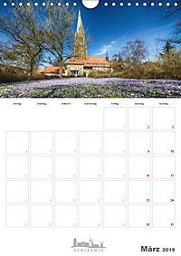 Grüße aus der Schleistadt Schleswig (Wandkalender 2019 DIN A4 hoch) - Produktdetailbild 3