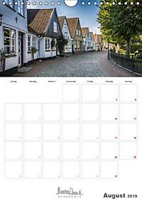 Grüße aus der Schleistadt Schleswig (Wandkalender 2019 DIN A4 hoch) - Produktdetailbild 8