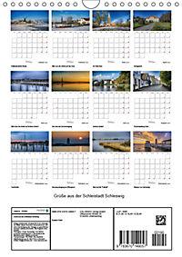 Grüße aus der Schleistadt Schleswig (Wandkalender 2019 DIN A4 hoch) - Produktdetailbild 13
