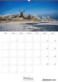 Grüße aus der Schleistadt Schleswig (Wandkalender 2019 DIN A2 hoch) - Produktdetailbild 1
