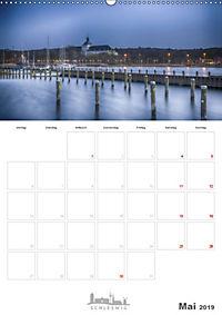 Grüße aus der Schleistadt Schleswig (Wandkalender 2019 DIN A2 hoch) - Produktdetailbild 5