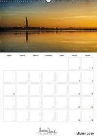 Grüße aus der Schleistadt Schleswig (Wandkalender 2019 DIN A2 hoch) - Produktdetailbild 6
