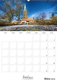 Grüße aus der Schleistadt Schleswig (Wandkalender 2019 DIN A2 hoch) - Produktdetailbild 3