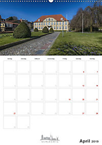 Grüße aus der Schleistadt Schleswig (Wandkalender 2019 DIN A2 hoch) - Produktdetailbild 4