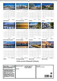Grüße aus der Schleistadt Schleswig (Wandkalender 2019 DIN A2 hoch) - Produktdetailbild 13