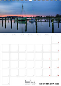 Grüße aus der Schleistadt Schleswig (Wandkalender 2019 DIN A2 hoch) - Produktdetailbild 9