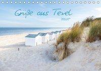 Grüße aus Texel (Tischkalender 2019 DIN A5 quer), hannes cmarits, hannes cmarits photography
