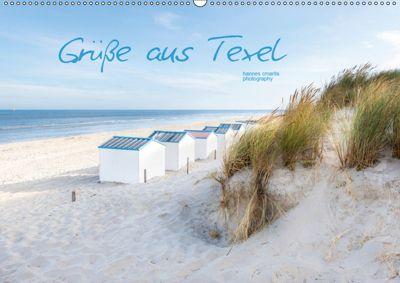 Grüße aus Texel (Wandkalender 2019 DIN A2 quer), Hannes Cmarits