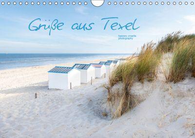 Grüße aus Texel (Wandkalender 2019 DIN A4 quer), Hannes Cmarits