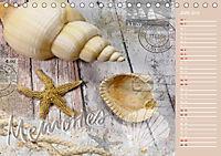 Grüsse vom Meer (Tischkalender 2019 DIN A5 quer) - Produktdetailbild 6