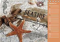 Grüsse vom Meer (Tischkalender 2019 DIN A5 quer) - Produktdetailbild 2